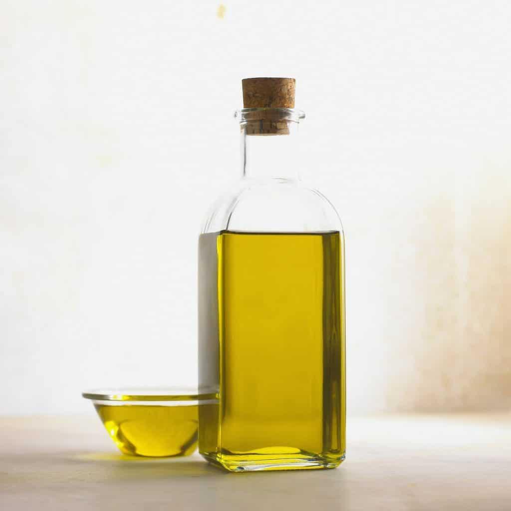 huile pour les cheveux